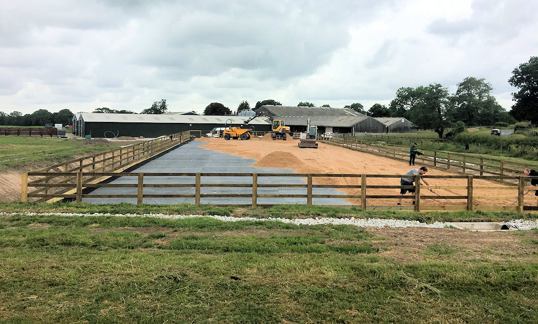 equestrian stables, field shelters, equine accessories, arena and menage company in Blackburn and Lancashire